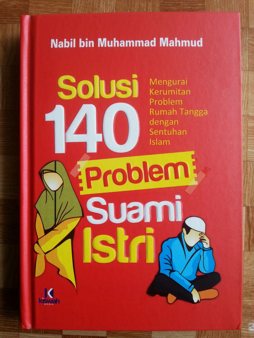 Buku Solusi 140 Problem Suami Istri cover 2