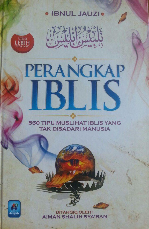 Buku Perangkap Iblis cover 2