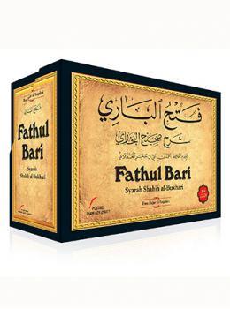 Buku Fathul Bari Syarah Shahih Al-Bukhari Box