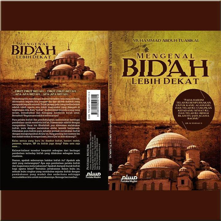 Buku Mengenal Bid'ah Lebih Dekat Cover