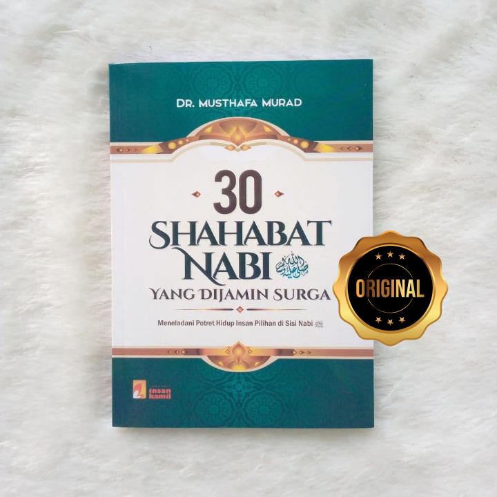 Buku 30 Shahabat Nabi Yang Di Jamin Surga