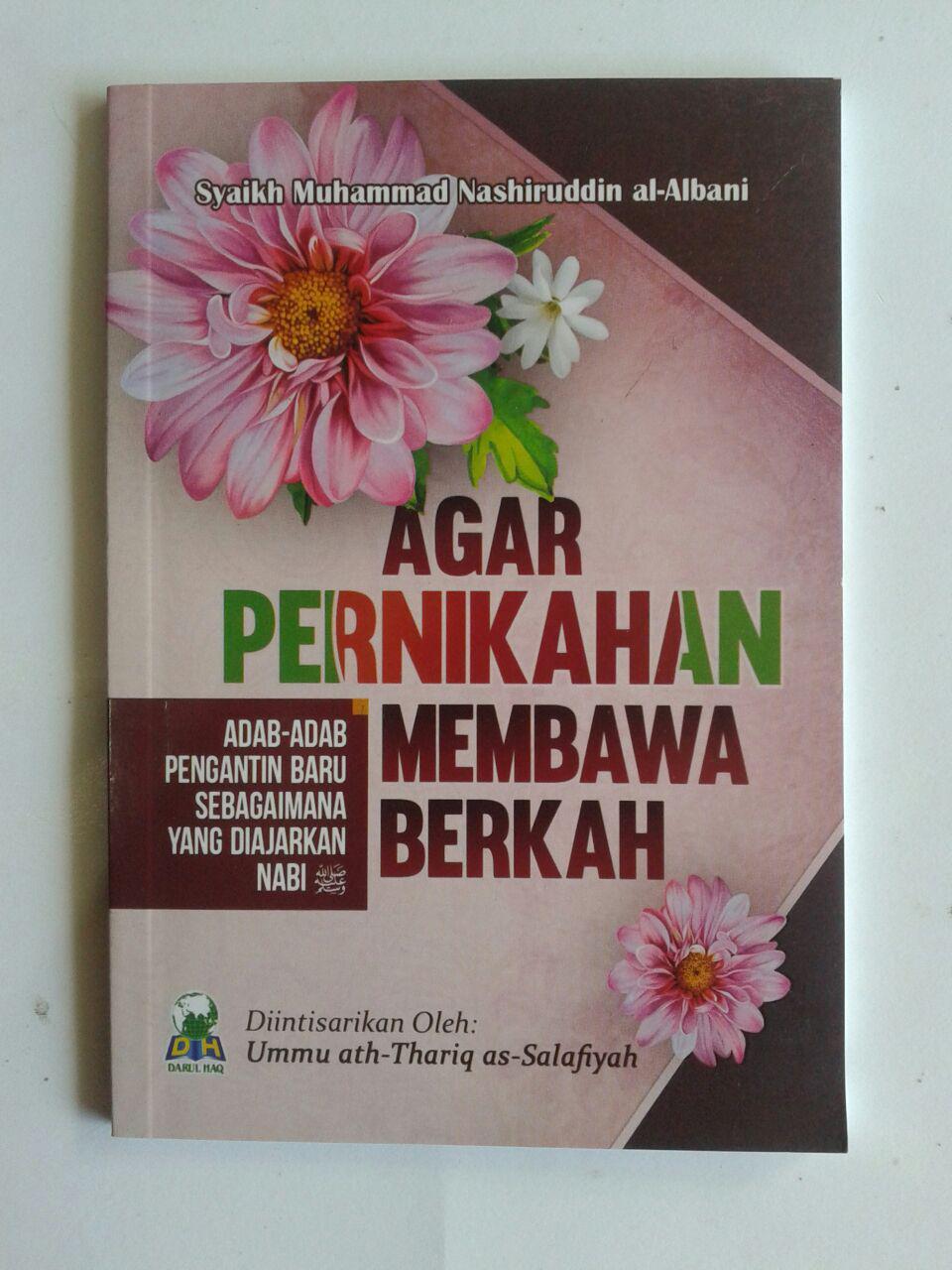BK2023 Buku Saku Agar Pernikahan Membawa Berkah 7,000 15% 5,950 cover 2