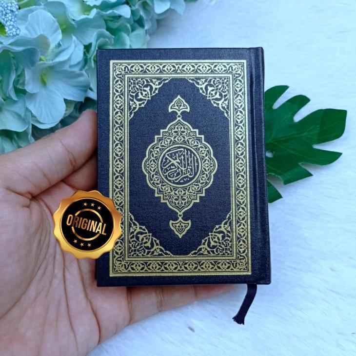 Al-Qur'an Mushaf Saku Asli Madinah