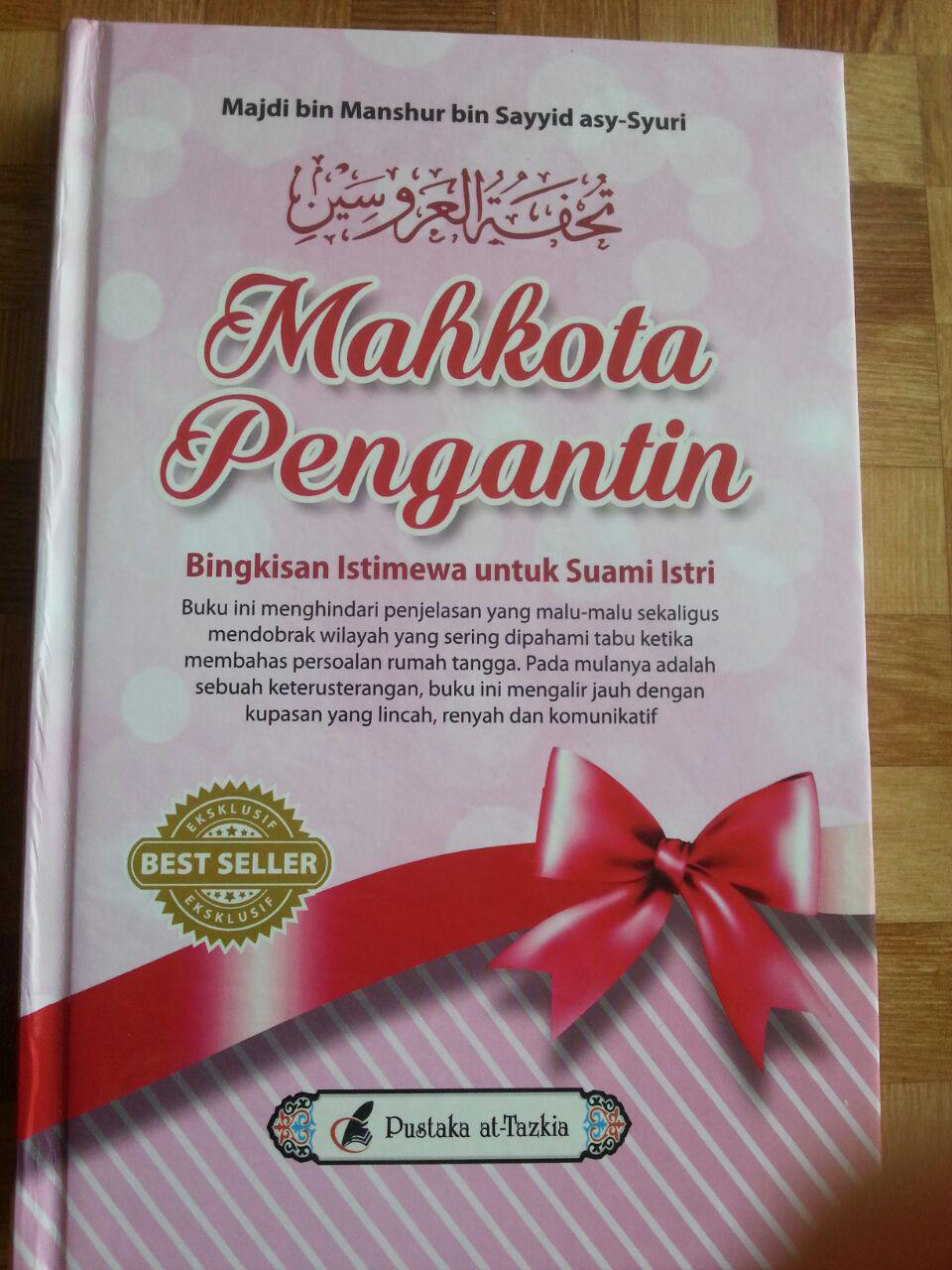 Buku Mahkota Pengantin Bingkisan Istimewa Untuk Suami Istri cover 2