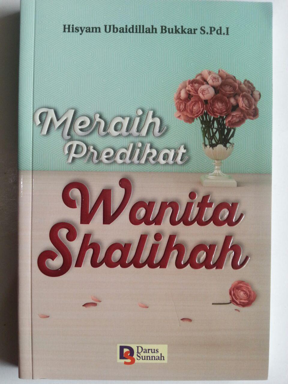 Buku Meraih Predikat Wanita Shalihah cover 2