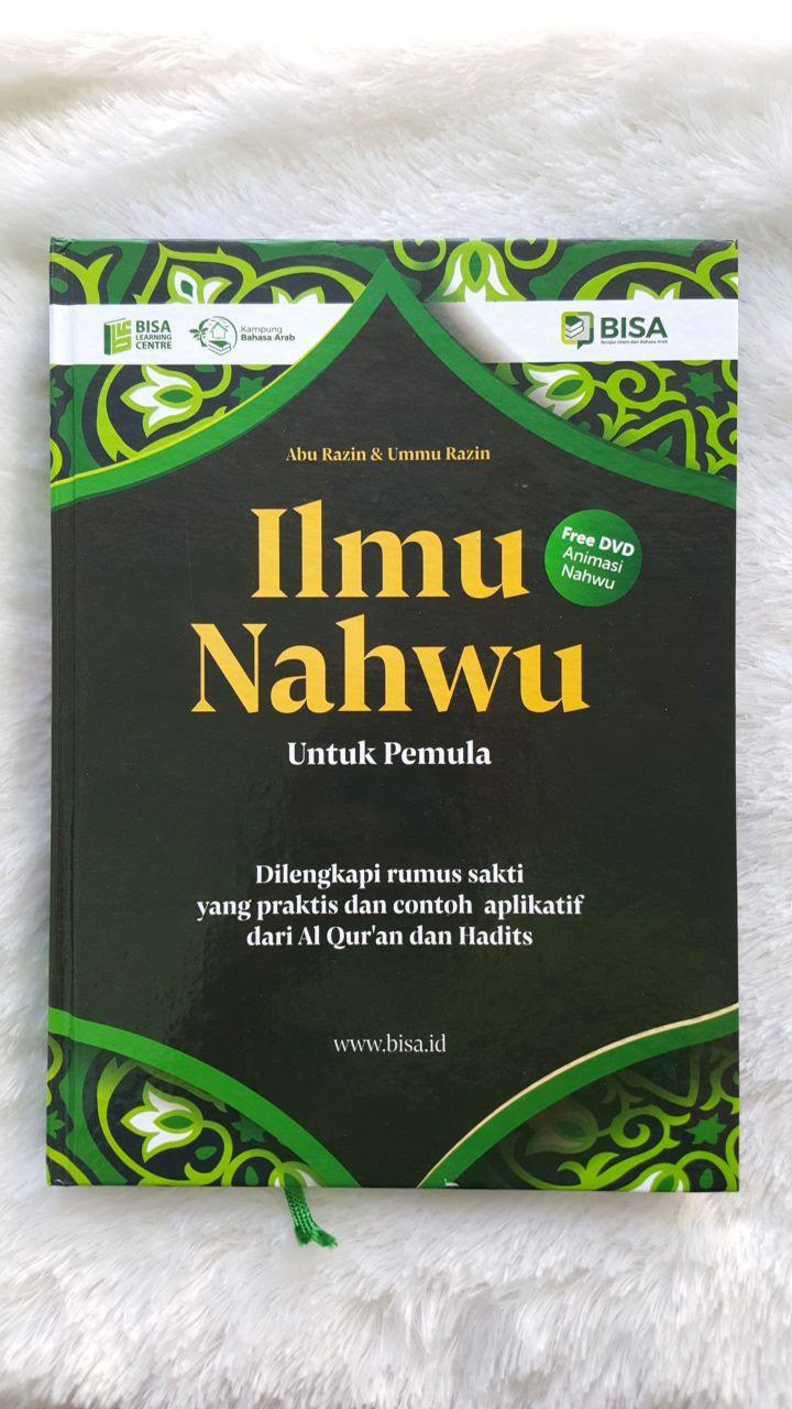 Buku Ilmu Nahwu Untuk Pemula Belajar Plus Rumus Sakti Contoh Aplikatif Cover