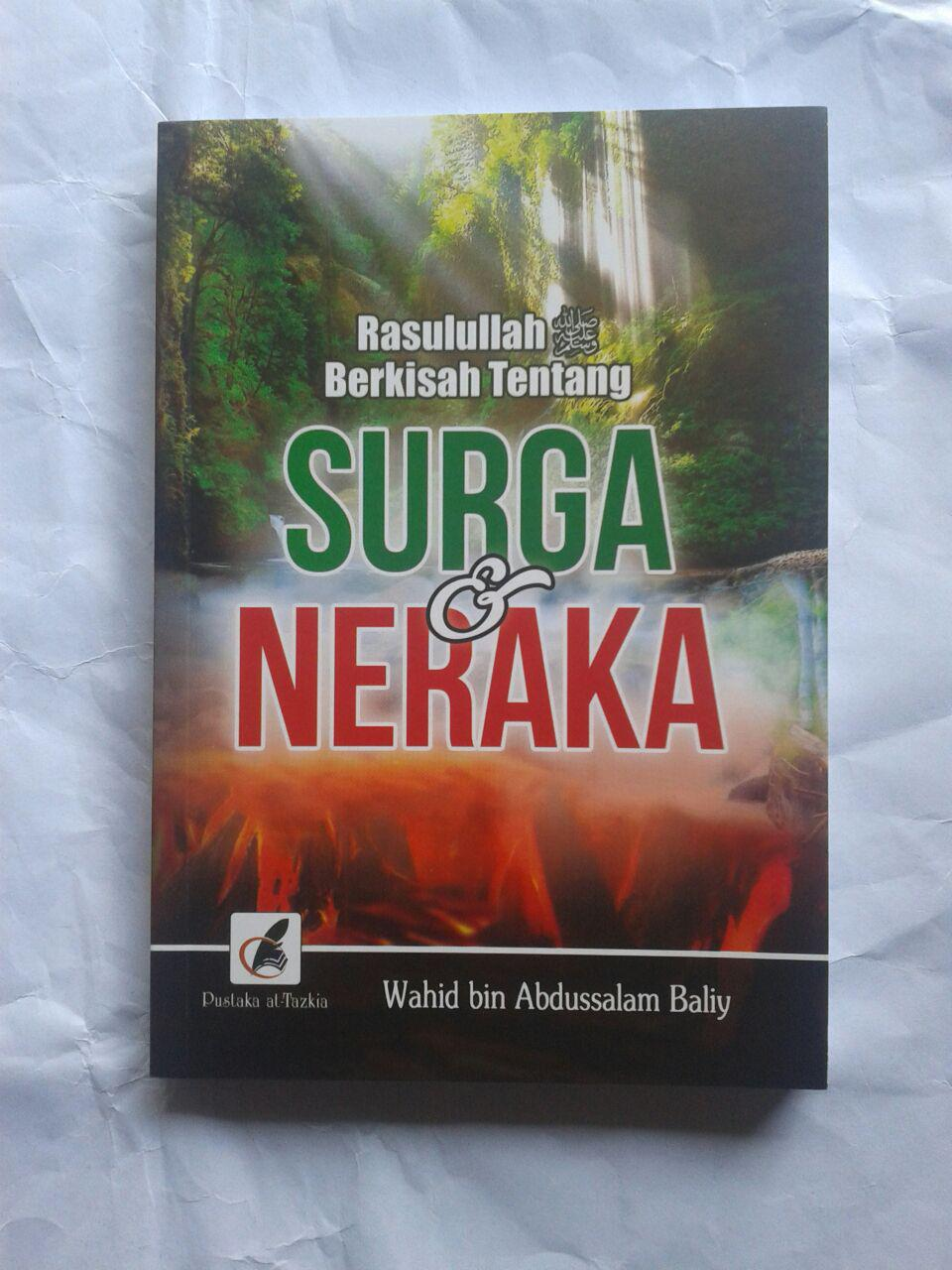Buku Rasulullah Berkisah Tentang Surga & Neraka 25,000 15% 21,250 cover 2