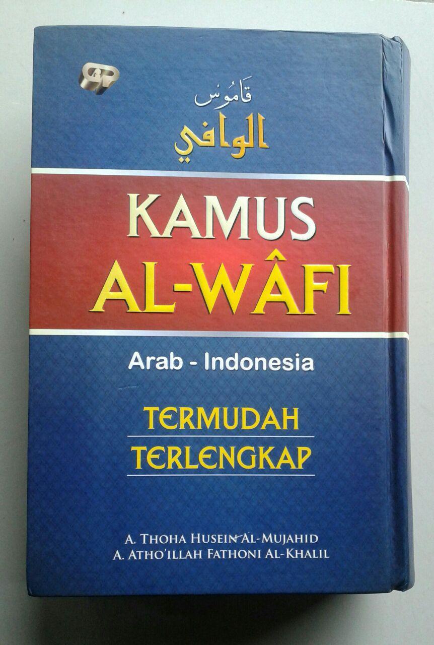 Buku Kamus Al-Wafi Arab Indonesia Termudah Terlengkap cover