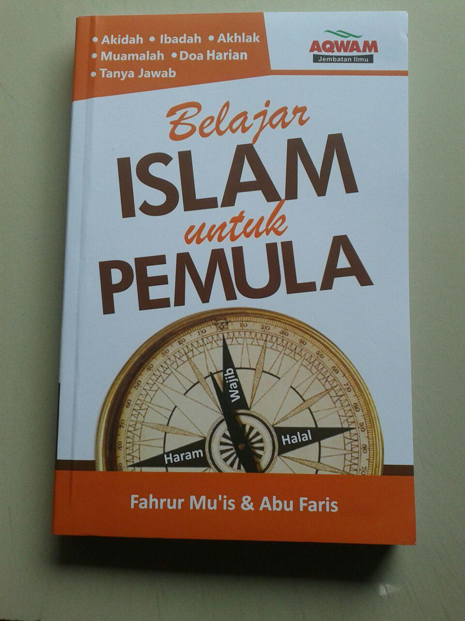 Buku Belajar Islam Untuk Pemula cover 2
