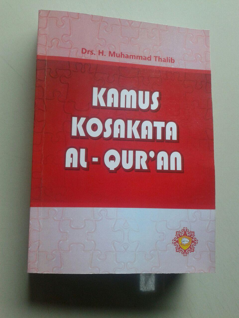 Buku Kamus Kosa Kata Al-Qur'an cover 2
