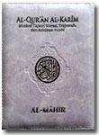 Al-Qur'an Mushaf Terjemah & Tajwid Al-Mahir Resleting Ukuran A6