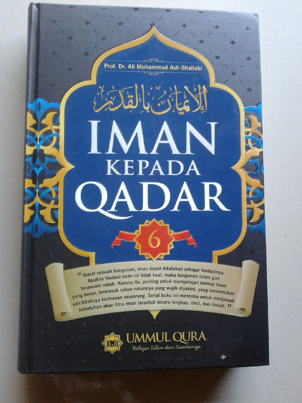 Buku Ensiklopedi Rukun Iman Set 6 Jilid cover