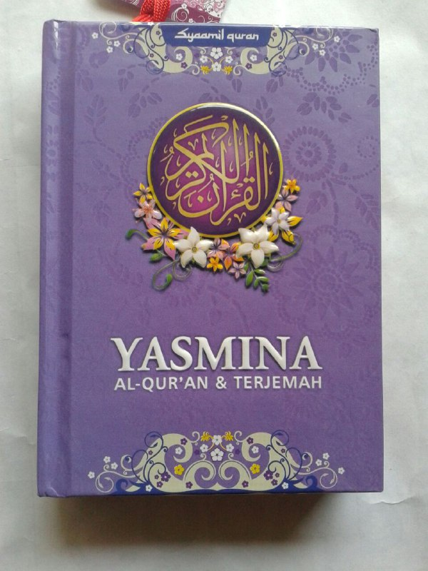 Al-Qur'an Mushaf Terjemah Yasmina Ukuran A6