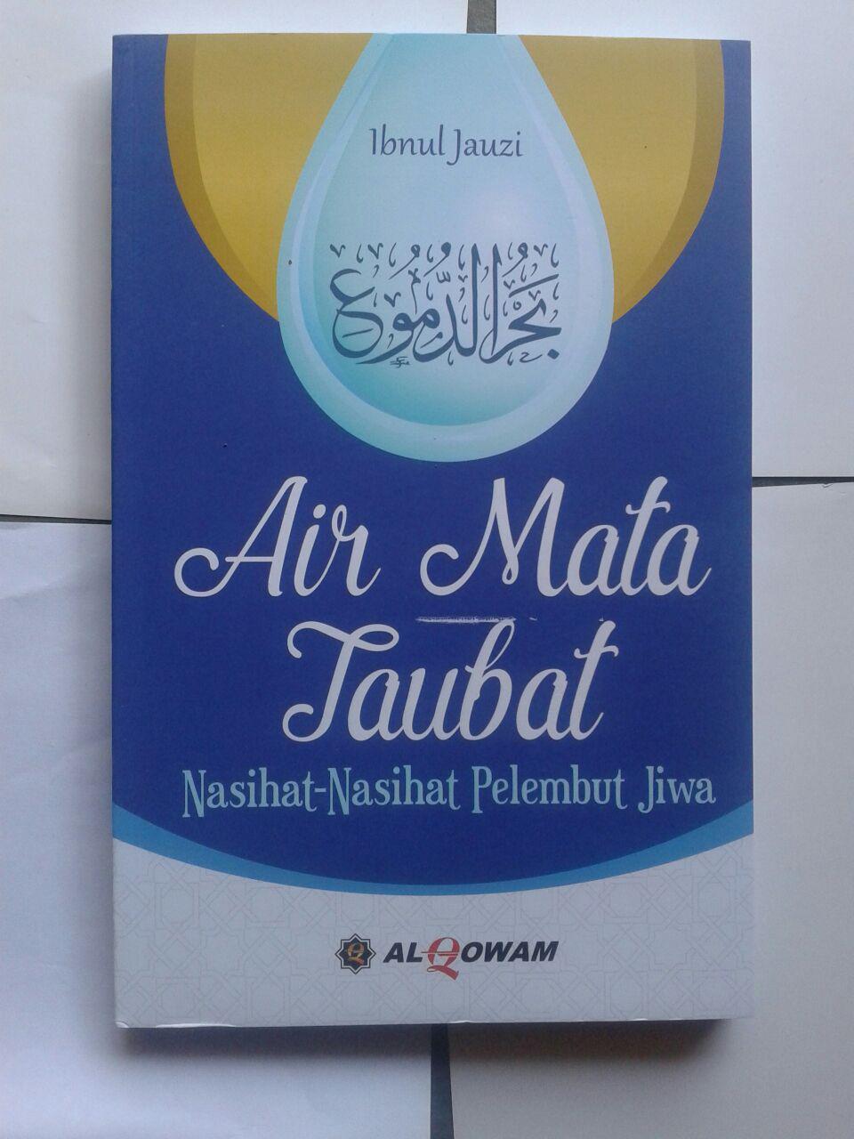 Buku Air Mata Taubat Nasihat-Nasihat Pelembut Jiwa cover
