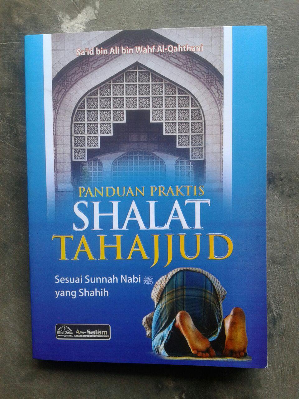 Buku Saku Panduan Praktis Shalat Tahajjud cover