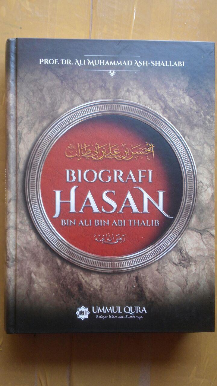 Biografi Hasan Bin Ali Bin Abi Thalib 125.000 20% 100.000 Ummul Qura cover