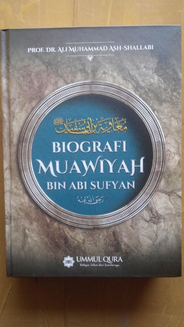 Biografi Muawiyah Bin Abi Sufyan 165.000 20% 132.000 Ummul Qura cover