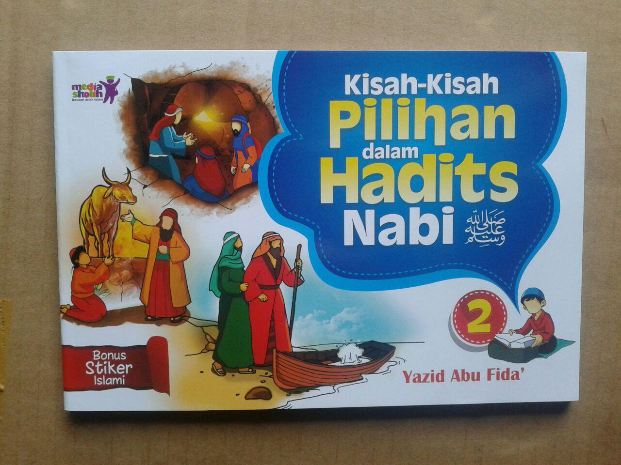 Buku Anak Kisah-Kisah Pilihan Dalam Hadits Nabi Jilid 2 cover