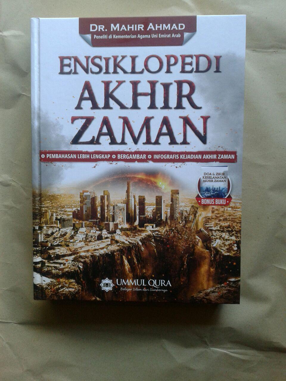 Buku Ensiklopedi Akhir Zaman 199.000 20% 159.200 Ummul Qura cover