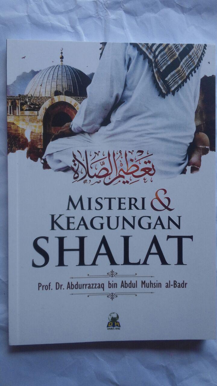 Buku Misteri Dan Keagungan Shalat 30.000 15% 25.500 Darul Haq cover