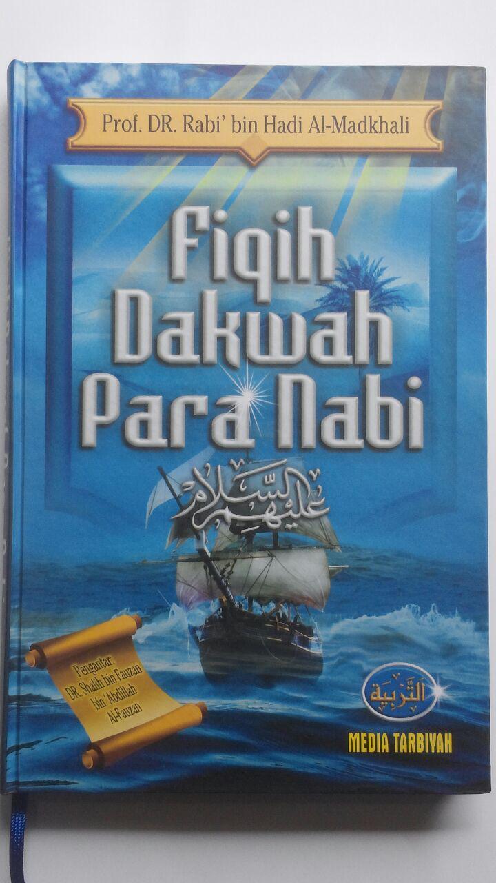 Buku Fiqih Dakwah Para Nabi 65.000 20% 52.000 Media Tarbiyah Prof. DR. Rabi bin Hadi Al-Madkhali cover 2