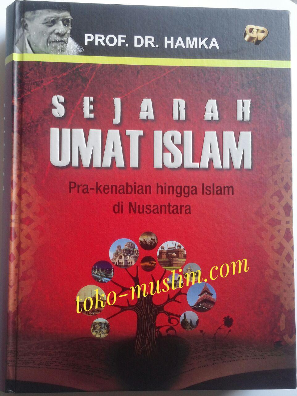 Buku Sejarah Umat Islam Pra Kenabian Hingga Islam Di Nusantara 230.000 15% 195.500 Gema Insani Press cover 2