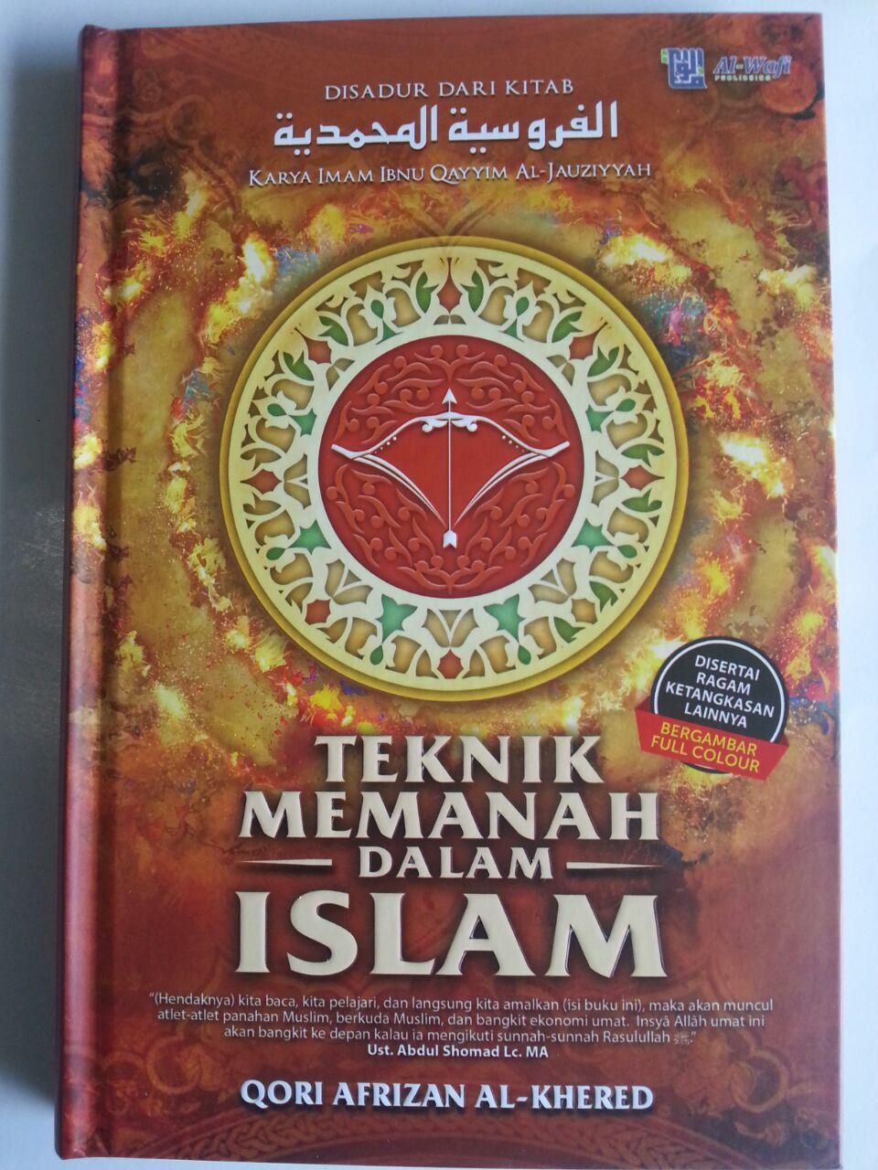 Buku Teknik Memanah Dalam Islam Dan Ketangkasan Lain Bergambar cover 2