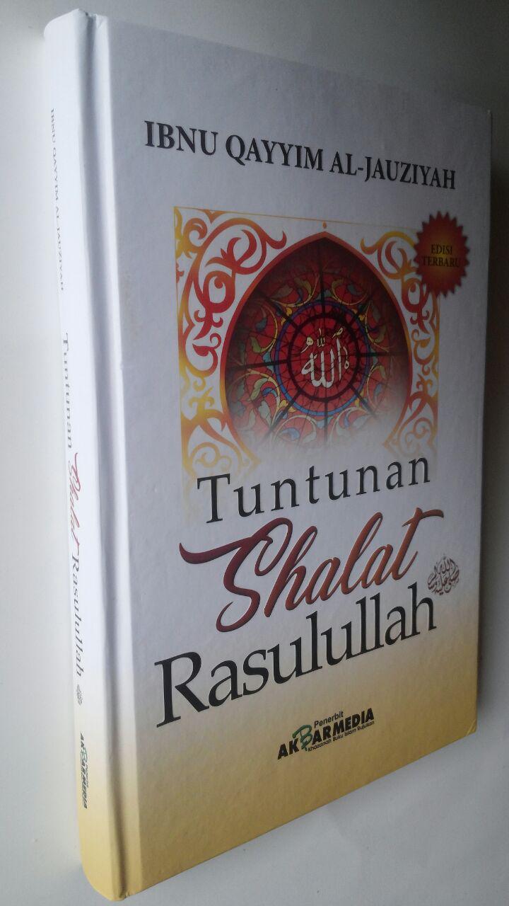 BK2977 Buku Tuntunan Shalat Rasulullah 59,500 20% 47,600 Akbar Media cover 2