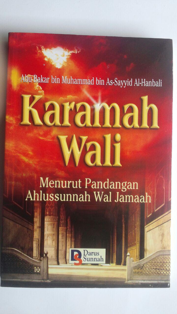 Buku Karamah Wali Menurut Pandangan Ahlussunnah Wal Jamaah 34,000 15% 28,900 Darus Sunnah cover 2