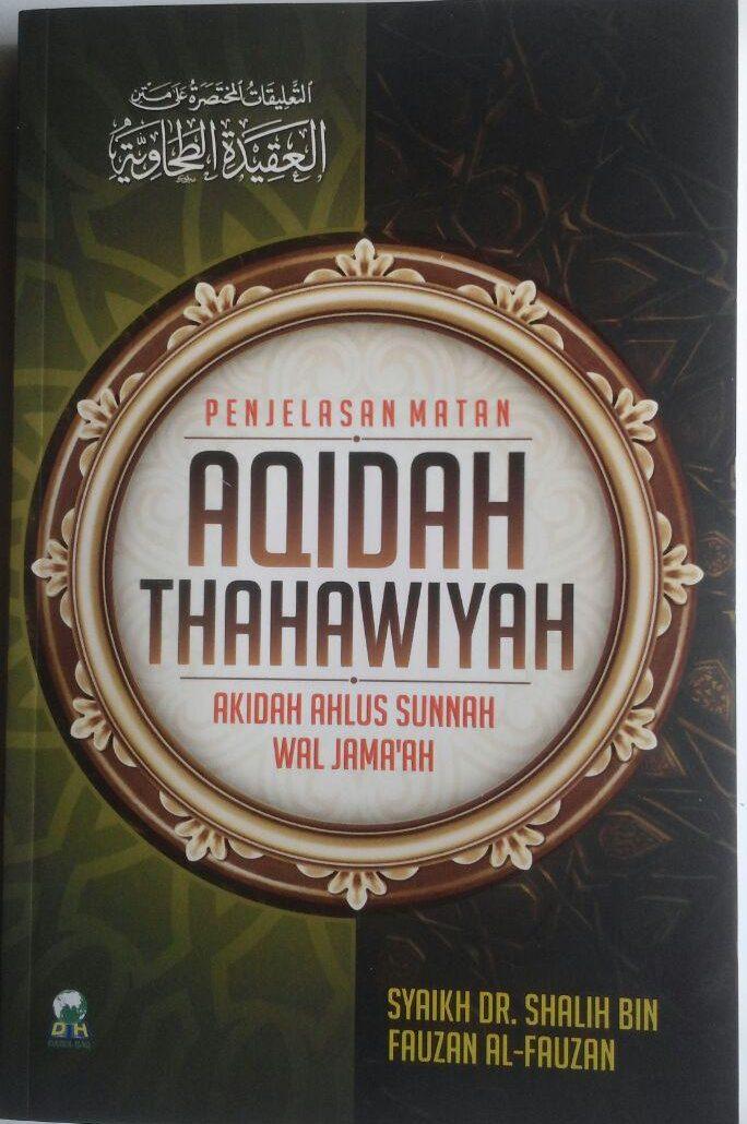Buku Penjelasan Matan Aqidah Thahawiyah Akidah Ahlussunnah 60,000 20% 48,000 Darul Haq cover 2