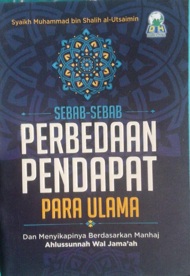 Buku Saku Sebab-Sebab Perbedaan Pendapat Para Ulama 7.000 15% 5.950 Darul Haq Muhammad bin Shalih Al-Utsaimin cover 2