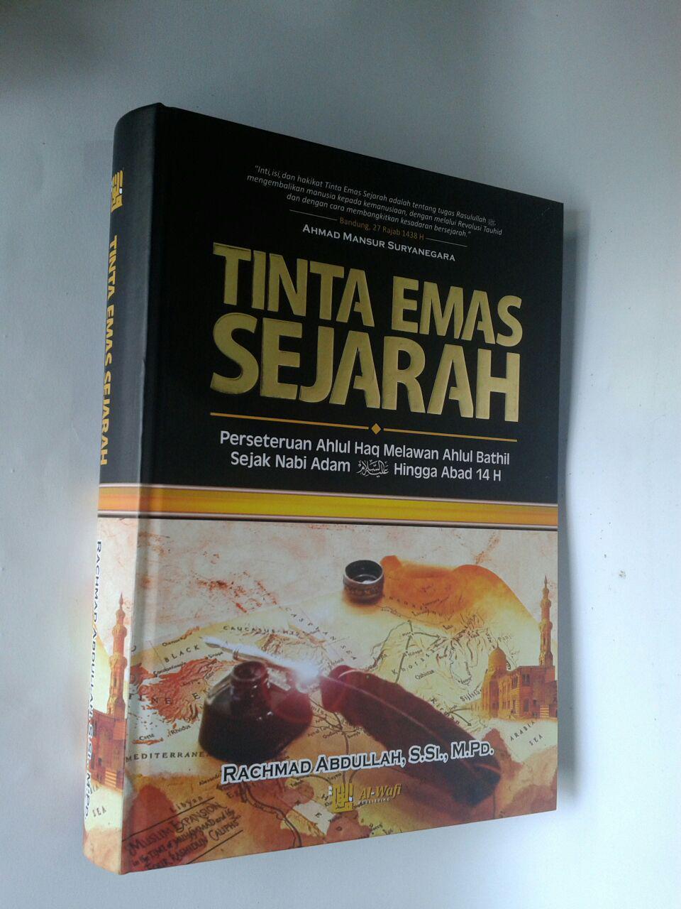 Buku Tinta Emas Sejarah Sejak Nabi Adam Hingga Abad 14 H cover 4