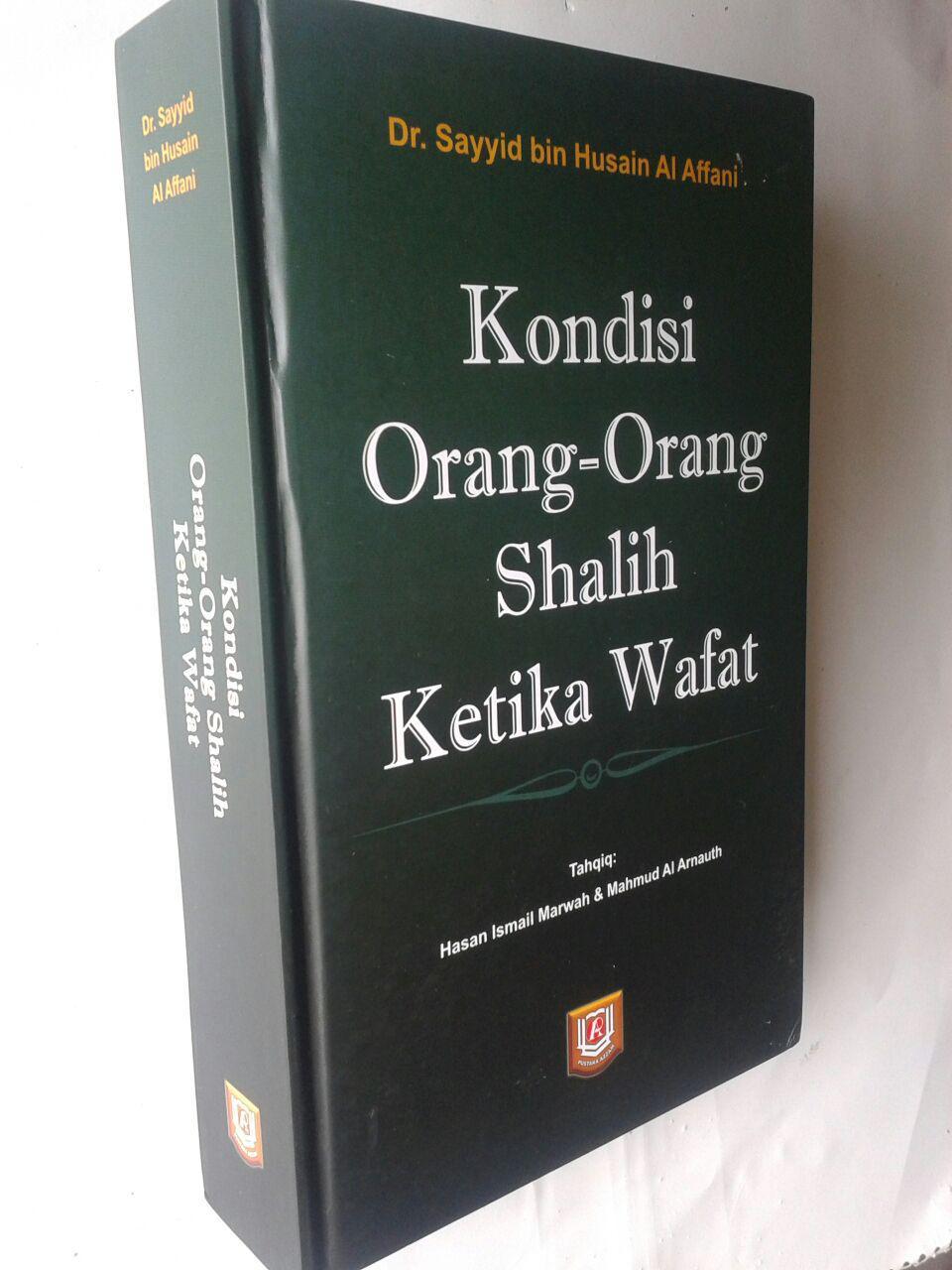 Buku Kondisi Orang-Orang Shalih Ketika Wafat cover 3