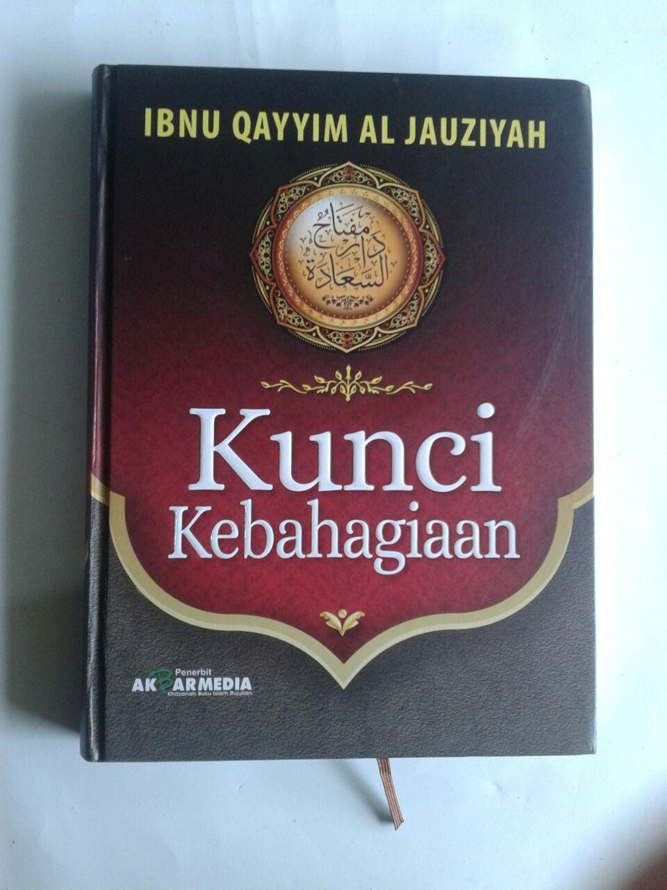 Buku Kunci Kebahagiaan cover 2
