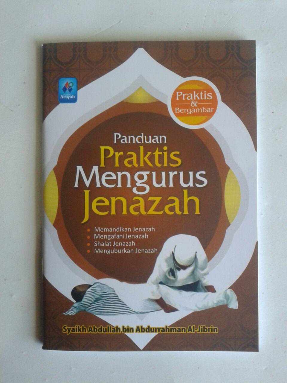 Buku Saku Panduan Praktis Mengurus Jenazah cover 2