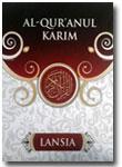 Al-Qur'anul-Karim-Lansia-Mu