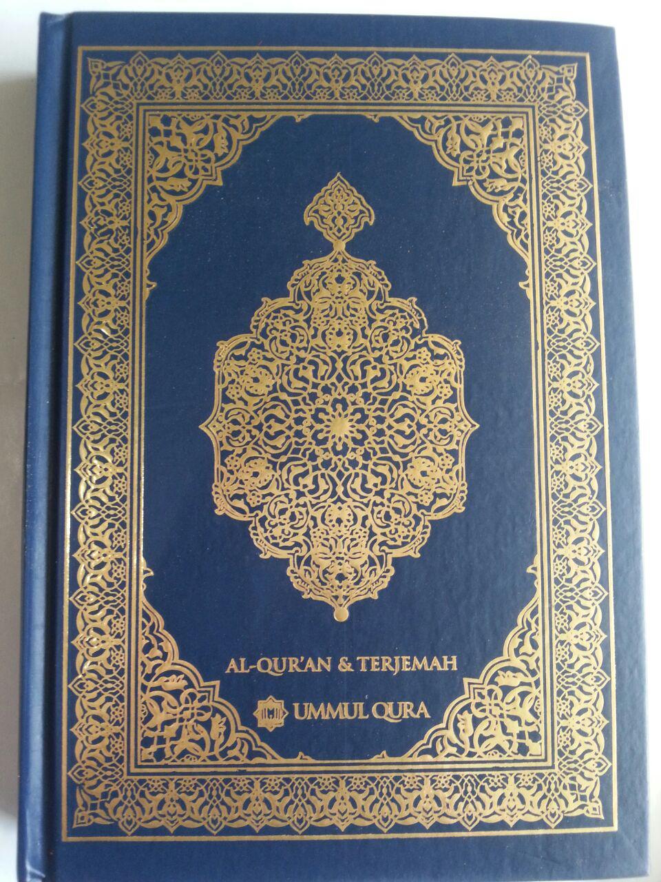 Al-Qur'an Mushaf Dan Terjemah Ukuran A5 cover