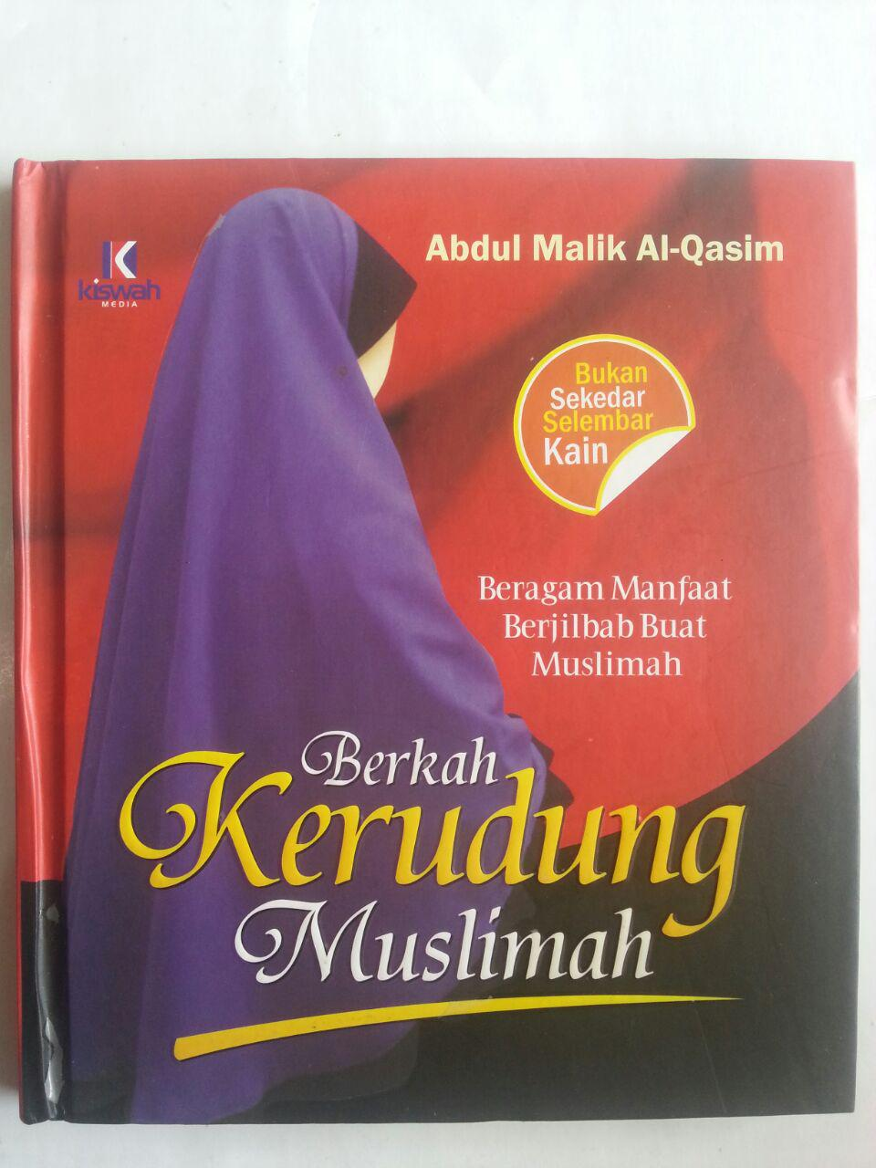 Buku Berkah Kerudung Muslimah Beragam Manfaat Berjilbab cover 2
