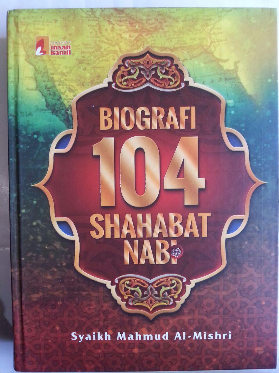 Buku Biografi 104 Shahabat Nabi cover 2
