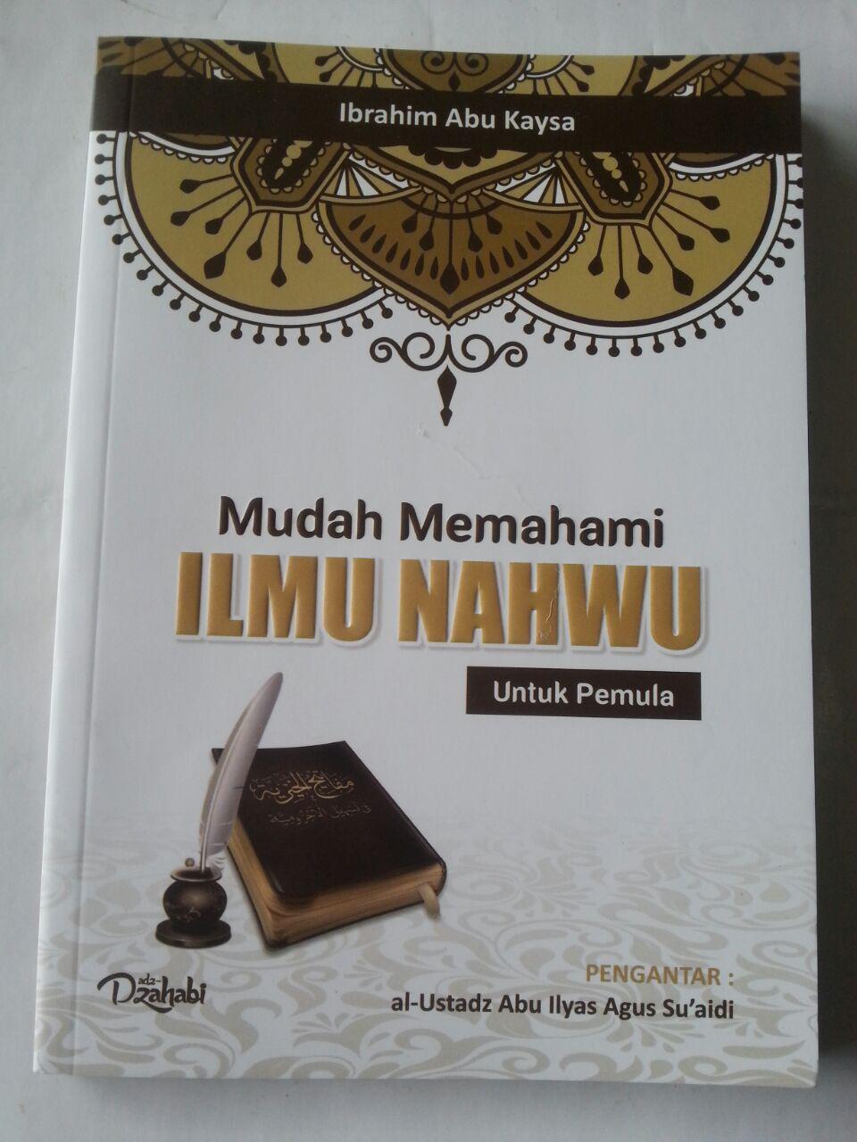 Buku Mudah Memahami Ilmu Nahwu Untuk Pemula isi 5