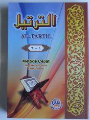 Buku At-Tartil Metode Cepat Memaca Al-Quran Rasm Utsmani Bundel cover