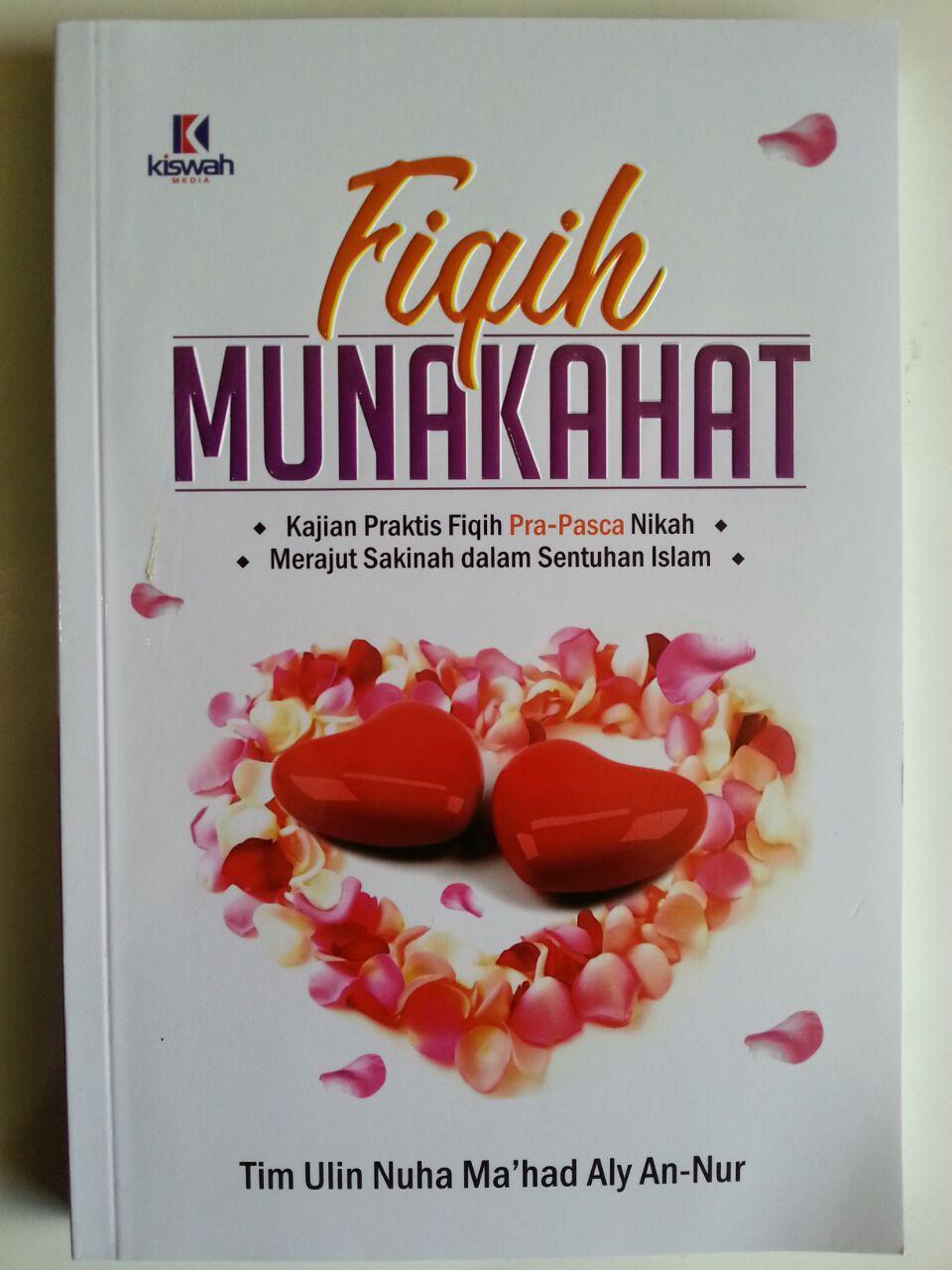 Buku Fiqih Munakahat Kajian Praktis Fiqih Pra Pasca Nikah cover 2