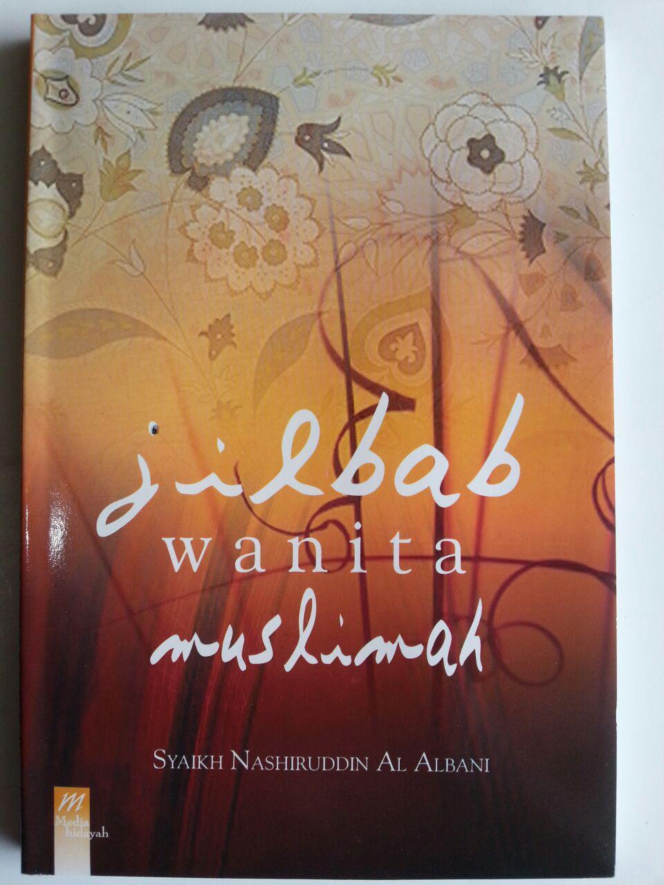 Buku Jilbab Wanita Muslimah cover 2