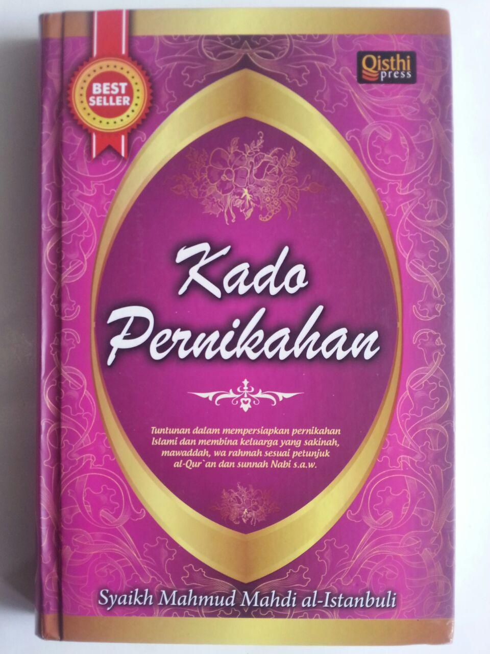 Buku Kado Perkawinan Tuntunan Mempersiapkan Pernikahan Islami cover 2