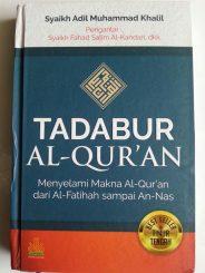 Buku Tadabur Al-Qur'an Menyelami Makna Al-Quran Lengkap cover 2