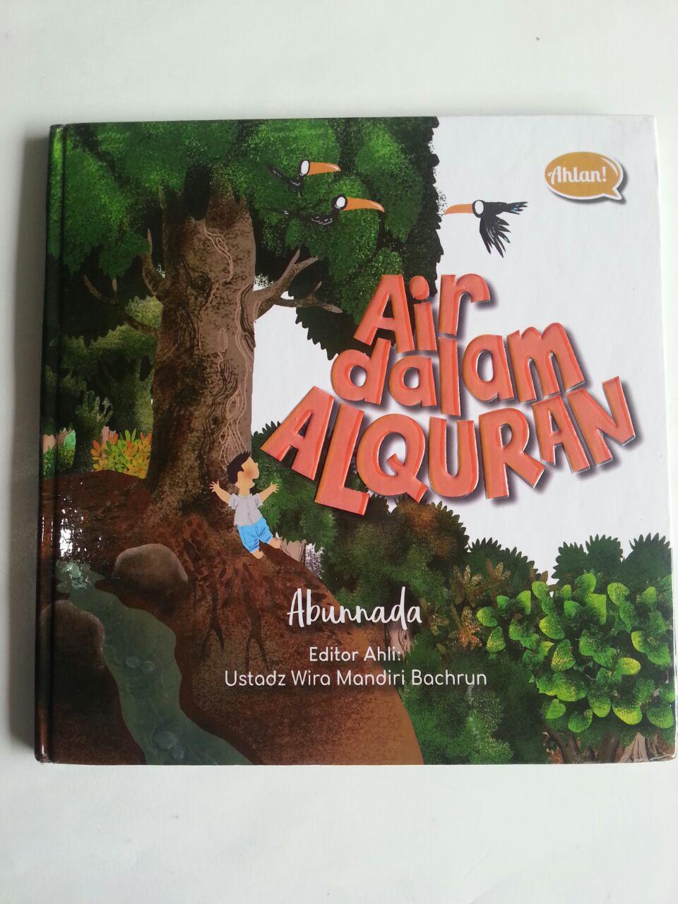 Buku Anak Air Dalam Al-Qur'an cover 2