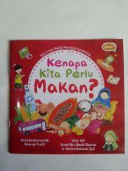 Buku Anak Shalih Menjaga Kesehatan Kenapa Kita Perlu Makan cover 2