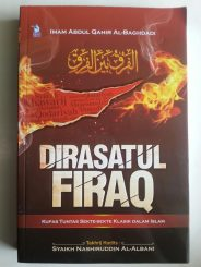 Buku Dirasatul Firaq Kupas Tuntas Sekte-Sekte Klasik Dalam islam cover 2