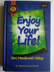 Buku Enjoy Your Life Seni Menikmati Hidup cover 2