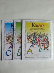 Buku Kibar Cara Cepat Dan Fasih Belajar Membaca Al-Qur'an A5 Set